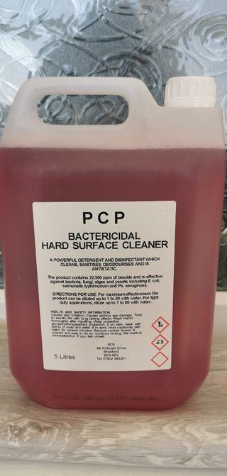 Antibacterial Hardsurface cleaner