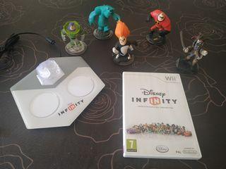 Juegos Wii Infinity