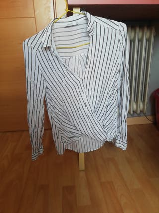 camisa rallas
