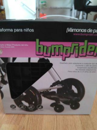 patin cochecito bebé BumpRider