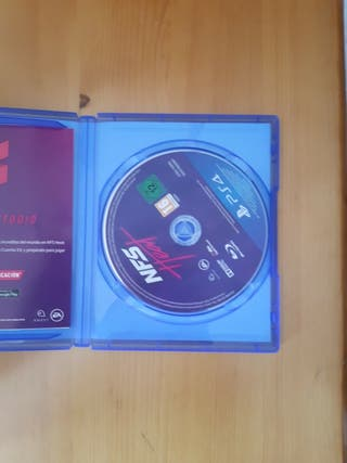 Nees for Speed heat Ps4