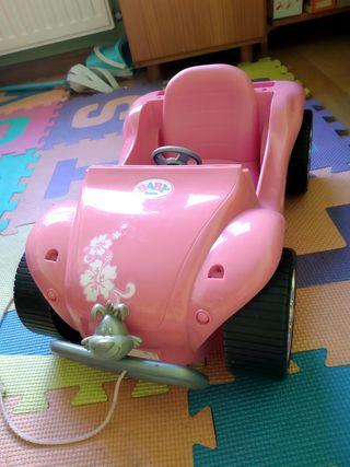 coche baby born