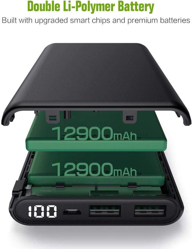 Bateria Externa 25800mAh NUEVA