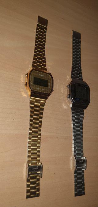 Relojes casio vintage
