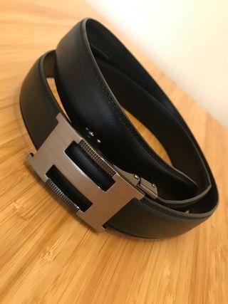 Cinturón Hermes hombre
