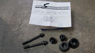 Kit protector carenados CBR600 RR