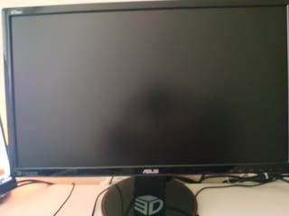 "Monitor Asus VG248QE 24"" LED 3D 144Hz"