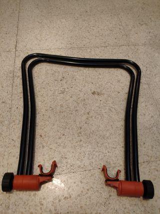 Soporte arreglar bicicleta