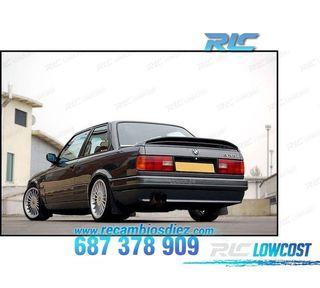 BMW E30 DIFUSOR TRASERO SPOILER PARACHOQUES