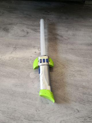 Espada laser buzz lightyear