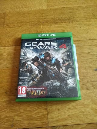 Gears of war 4(X-BOX ONE)