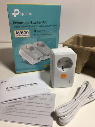 Kit powerline TL-PA4010P