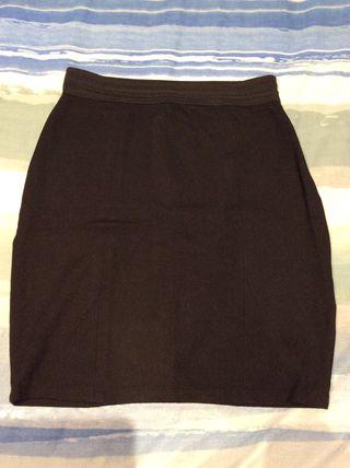 Falda elastica