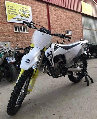 HUSQVARNA FC250 2020