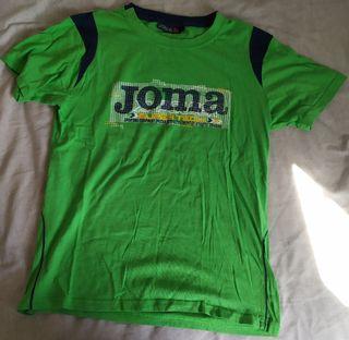Camiseta de Manga Corta Joma