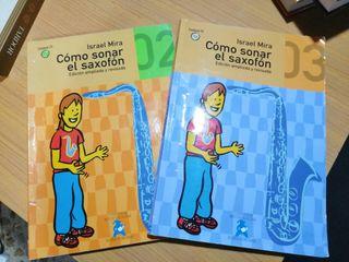 Libros 'Cómo sonar el saxofon'