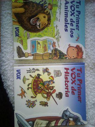 """Libro"""" tu primer vox de los animales"""""""