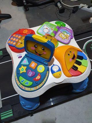 Mesa de juego para bebes