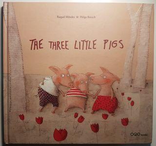 Los tres cerditos, en inglés