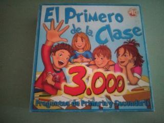 juego el primero de la clase