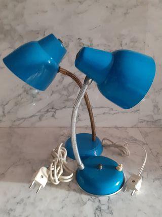 flexo años 60 azul