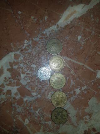 monedas antigüedades