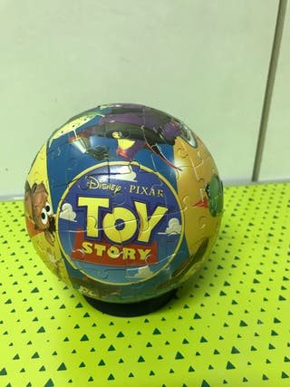 Puzzle 3D toy story