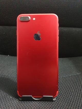 I PHONE 7 PLUS 128GB ROJO