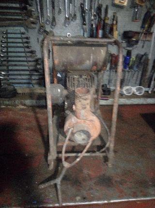 motor de regar piva