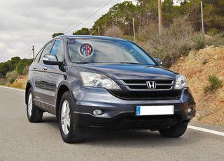 Honda CR-V 2.2 idtec 6v 4x4 como nuevo