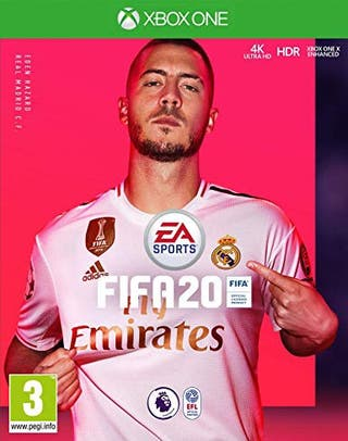 FIFA 20 xBox One and PS4