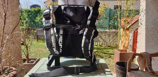 Mochila Tuc Tuc ergonómica porta bebé
