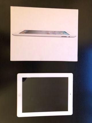 iPad 2 32GB blanco