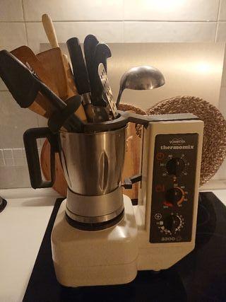 thermomix 3300/tmx 3300/antigua /vintage/despiece