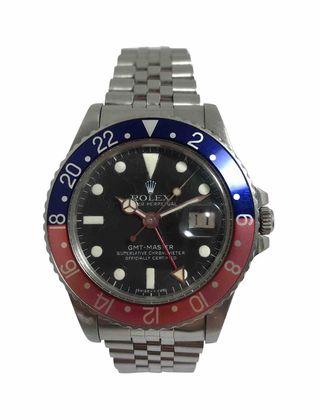 Reloj Rolex GMT MASTER PEPSI