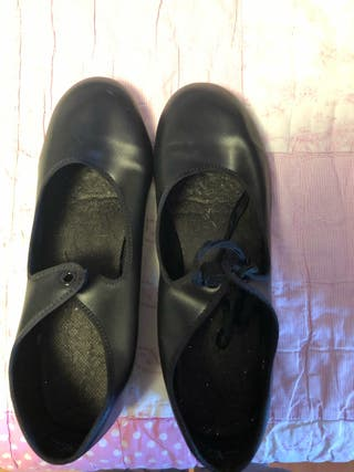 Zapatos de claque