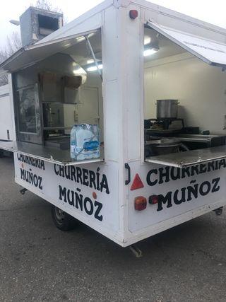 Churreria Remolque Remolque Churreria 2020