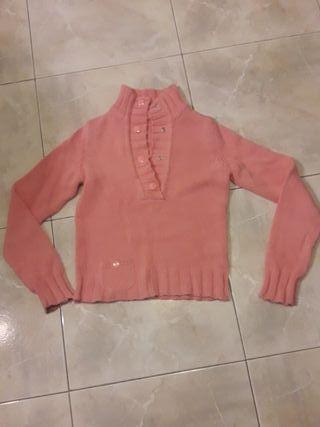 Jersey con corchetes talla L