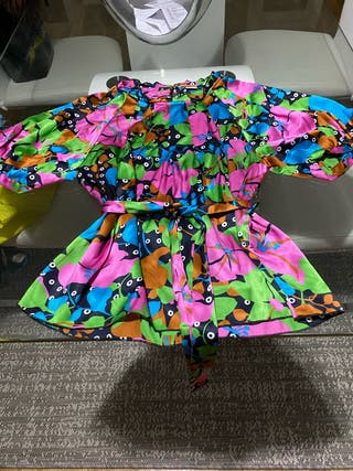 Camisa de raso de Nolita nueva