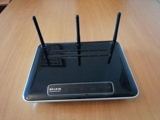Router Modem Wireless Belkin N1