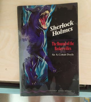 Libro Sherlock Holmes Arthur Conan Doyle (Inglés)
