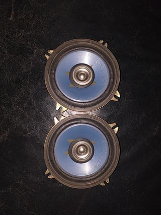 pioneer 80w Max 25w 4 impedance