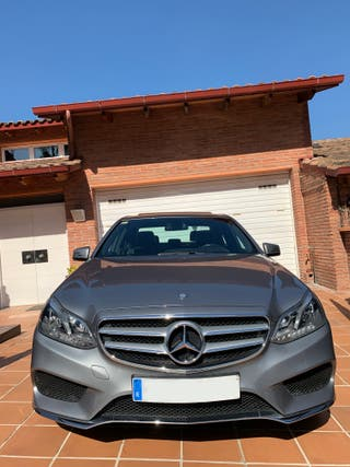 Mercedes Cl. E 250 CDI BE AVANTGARDE paq. dep. AMG