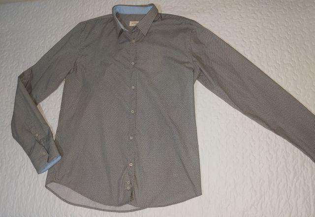 Camisa Hombre Ml vestir Celop Talla L