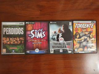 Pack de juegos PC