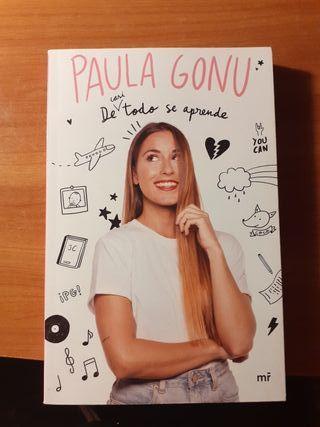 Libro de Paula Gonu
