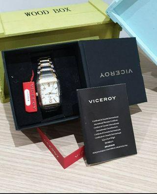 viceroy nuevo con etiquetas reloj hombre 47403-05
