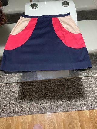 Falda de Dolores Promesas nueva