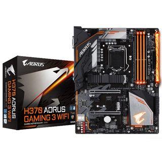 Placa base Gigabyte H370 AORUS Gaming 3 WIFI