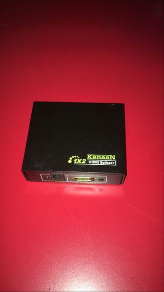 Splitter HDMI 1x2